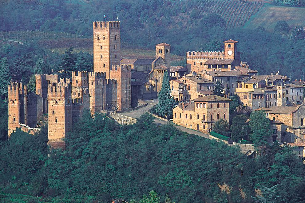 rocca castell'arquato