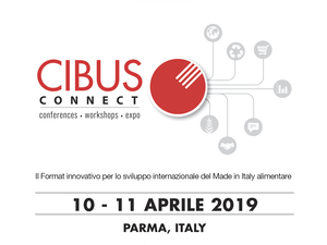 cibus connect 2019 Fiere di Parma